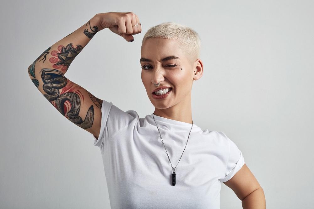 wzory tatuaży polecane kobietom