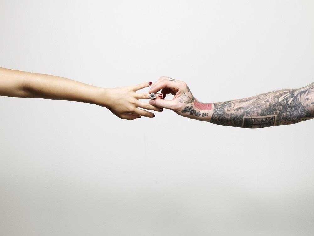 Tworzenie tatuażu rękawa
